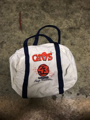 Cleveland Cavaliers small duffle bag for Sale in Tempe, AZ