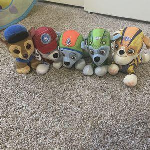 Paw patrol toys for Sale in South Salt Lake, UT