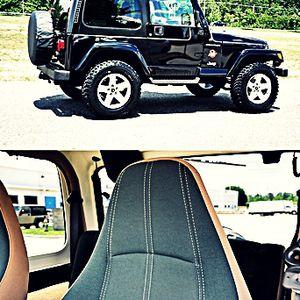 BlackDiamondO2 Jeep Wragler For1000$ for Sale in Kent, WA