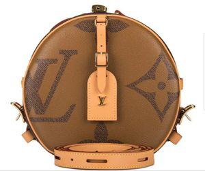 LV Louis Vuitton Giant Monogram Cross body messenger Bag for Sale in Framingham, MA