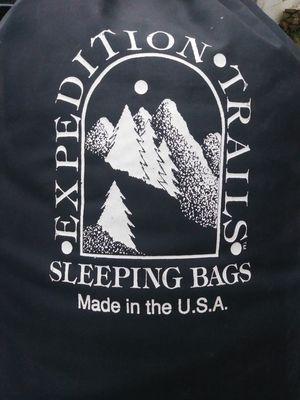 0 degree sleeping bag for Sale in Oakdale, PA