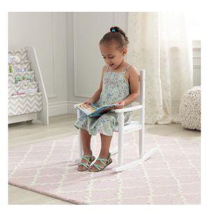 Kid Kraft White Rocking Chair for Sale in La Vergne, TN