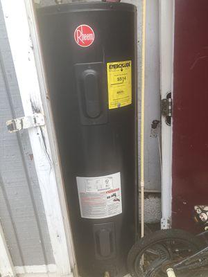 Rheem Performance 50 Gal. Tall 4500/4500-Watt Elements Electric Tank Water Heater for Sale in Kissimmee, FL