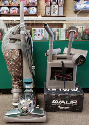 Kirby Sentria II G10D Vacuum Cleaner w/ Shampoo System and Attachements, Working for Sale in Lancaster, CA