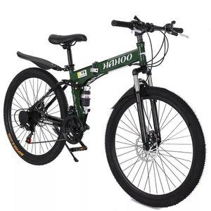 "2 Folding Moutain Bikes 26"" for Sale in Falls Church, VA"