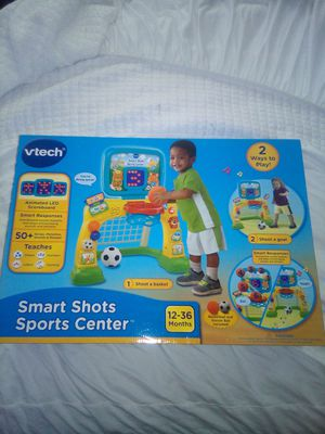 Vtech smart shots sport center new for Sale in Tolleson, AZ