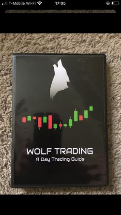 Wolf Trading Course for Sale in Houston,  TX