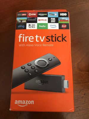 Amazon Fire Stick- NEW for Sale in Long Beach, CA
