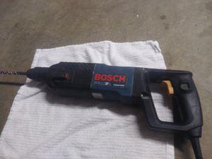 Bosch bulldog rotary hammer for Sale in Renton, WA