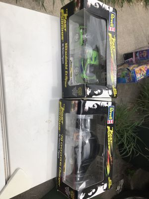 The fast and furious cars with action figures for Sale in Arlington, TX