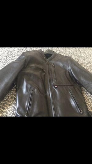 Leather Motorcycle Jacket for Sale in Oak Grove, OR