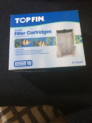 Top Fin Small Aquarium Filters for Sale in San Diego, CA