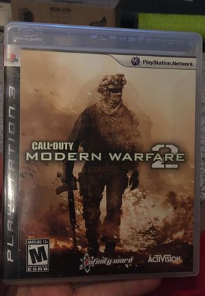 Call Of Duty Modern Warfare 2 for PS3 for Sale in Newcastle, OK