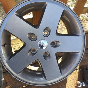 5 -17 Inch Jeep Wheels for Sale in Fenton, MO