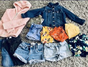 Girls Toddler Clothes -4T/5T for Sale in Chino, CA
