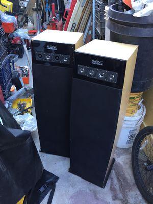 DIGITAL AUDIO SPEAKERS for Sale in Perris, CA