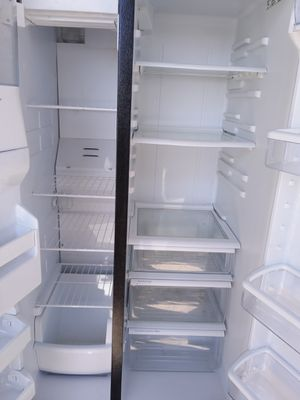 Double doors refrigerator in good condition for Sale in Rochester, MN