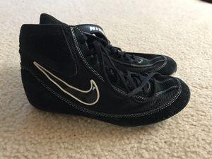 Nike size 7.5 Men's Wrestling Shoes for Sale in Brambleton, VA
