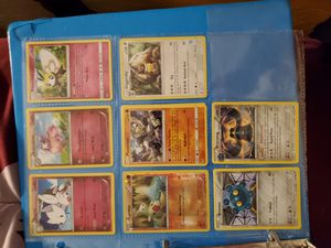 Pokemon cards assorted for Sale in Brockton, MA