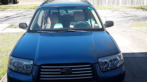2007 Subaru forester automatic 2.5 for Sale in Austin, TX