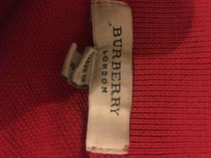 Burberry size s for Sale in Stockton, CA