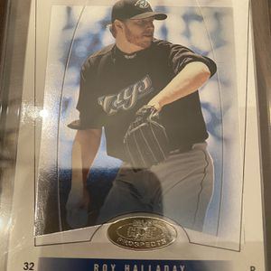 "Rare Draft Edition Roy Halladay ""Hot Prospects"" for Sale in Fairfax, VA"