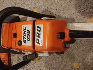 Stihl chainsaw for Sale in Silverdale, WA
