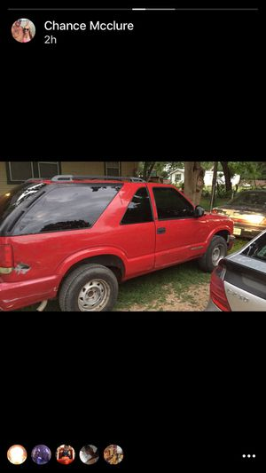 1998 Chevy blazer needs transmission filter for Sale in Belton, TX