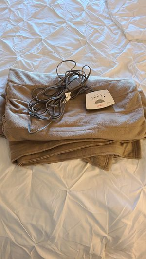 Sunbeam Twin electric blanket for Sale in Denver, CO