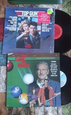 2 AWESOME VINTAGE LP VINYL MOVIE SOUNDTRACKS for Sale in San Bernardino, CA