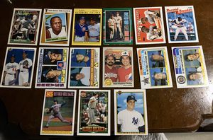 Baseball Cards - Lot of 15 - Mint Premiums for Sale in Spring, TX