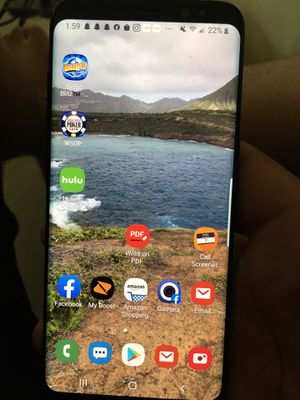 iphone 6s+ and Samsung galaxy s8 good price OBO for Sale in Garner, NC