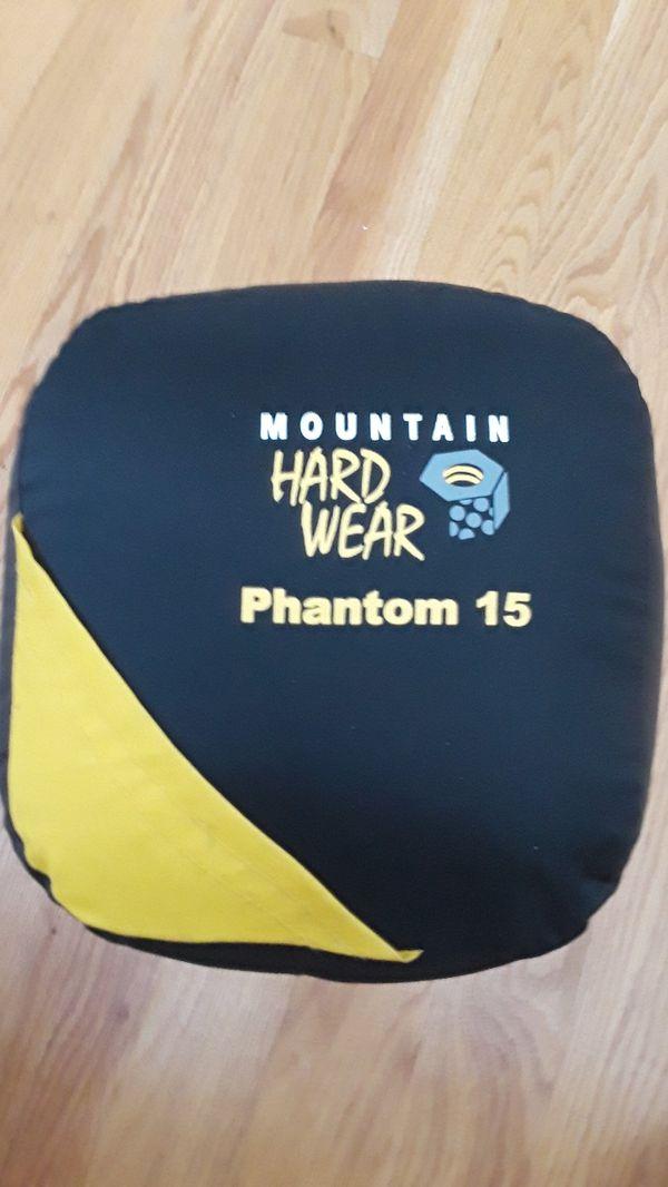 """Sleeping bag """" Phantom 15"""" Mountain Hardwear"""