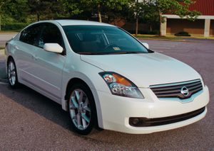2007 Nissan Altima Fully Loaded for Sale in Richmond, VA