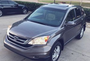 HONDA CRV 2010 SILVER 4 CYLINDERS MODIFIED TURBO FOR SALE for Sale in Lakebay, WA