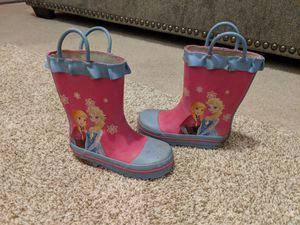 Girls boots size 7 for Sale in Creswell, OR
