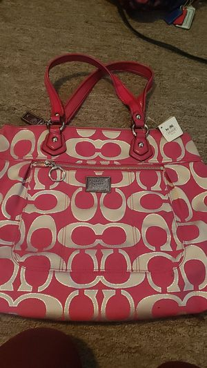 Beautiful new coach bag for Sale in Edmonds, WA