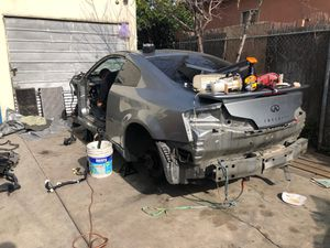 Infiniti g35 parts for Sale in Los Angeles, CA