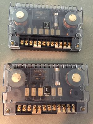 2 MB QUART QXD 216 2-way Crossovers from Germany ($50 pair) for Sale in Lake Mary, FL