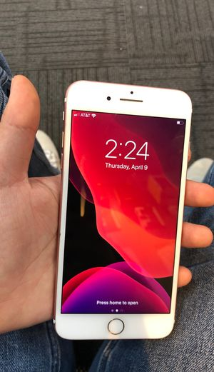 IPhone 7 Plus 32gb Unlocked from AT&T for Sale in Palm City, FL