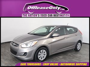 2017 Hyundai Accent for Sale in North Lauderdale, FL