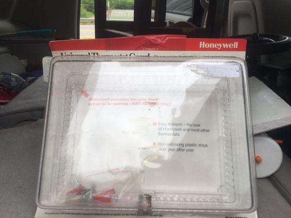 Honeywell Thermostat Lock Box