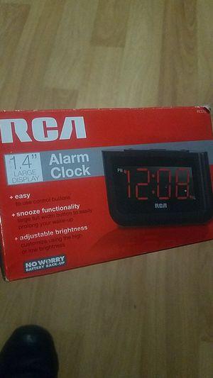 Alarm clock for Sale in Troy, MI