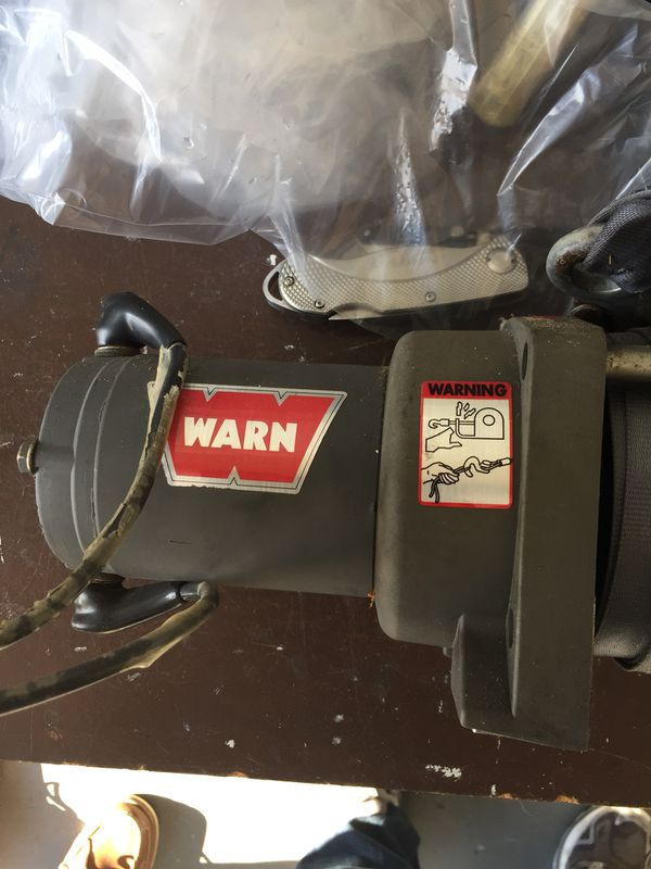 Warn Winches Two