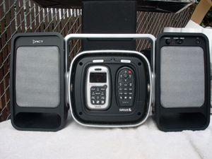 Xact Stream Jockey SiriusSatellite Radio System Deluxe Receiver/3 Ants for Sale in Santa Monica, CA