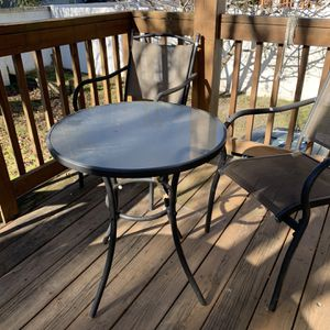 Outdoor patio Furniture and Bar stools for Sale in Norfolk, VA