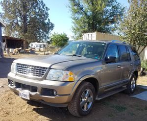 2003 Ford Explorer 4x4 7 passenger for Sale in El Monte, CA