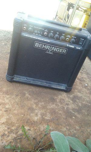 Amplifier amp behringer for Sale in Silver Spring, MD