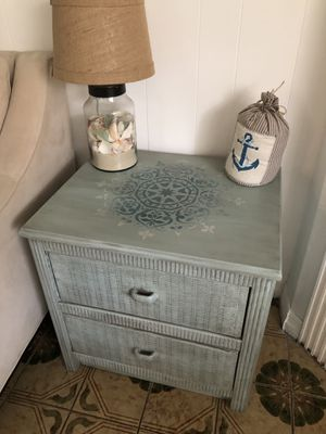 Two Custom made night tables for Sale in Miami, FL