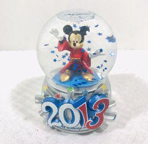 2013 Disney Parks Mickey Mouse Fantasia Snow Globe for Sale in Pawtucket, RI